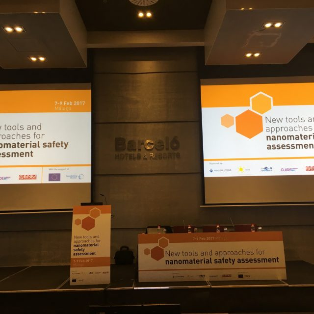New tools and approaches for nanomaterials safety assesssment