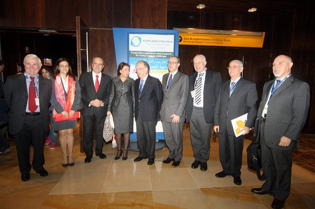 II Euroarab Cities Forum 'Cooperation experiences and prospects for facing common challenges'