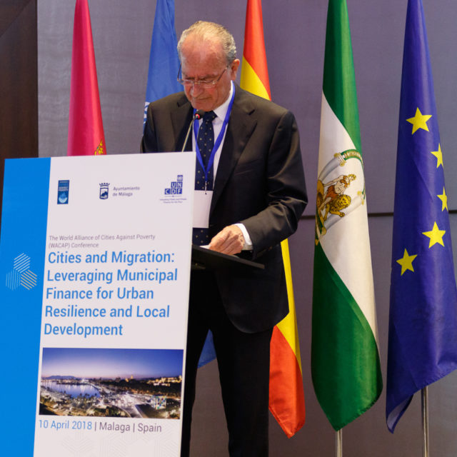 High-Level Policy Dialogue and  Conference on Migration and Municipal Finance